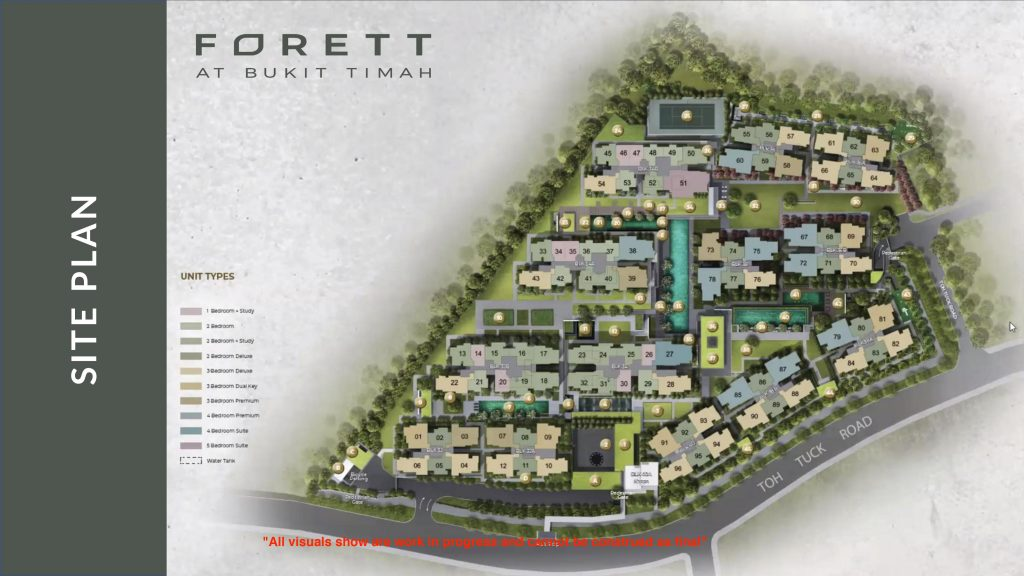 forett-at-bukit-timah-condo-site-plan-singapore
