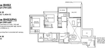 forett-at-bukit-timah-floor-plan-2-bedroom-deluxe-bhs2-singapore