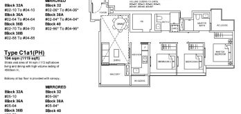 forett-at-bukit-timah-floor-plan-3-bedroom-c1a1-singapore