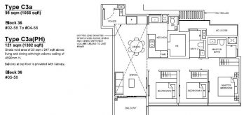 forett-at-bukit-timah-floor-plan-3-bedroom-c3a-singapore