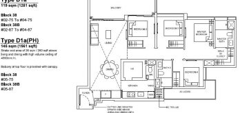 forett-at-bukit-timah-floor-plan-4-bedroom-d1a-singapore